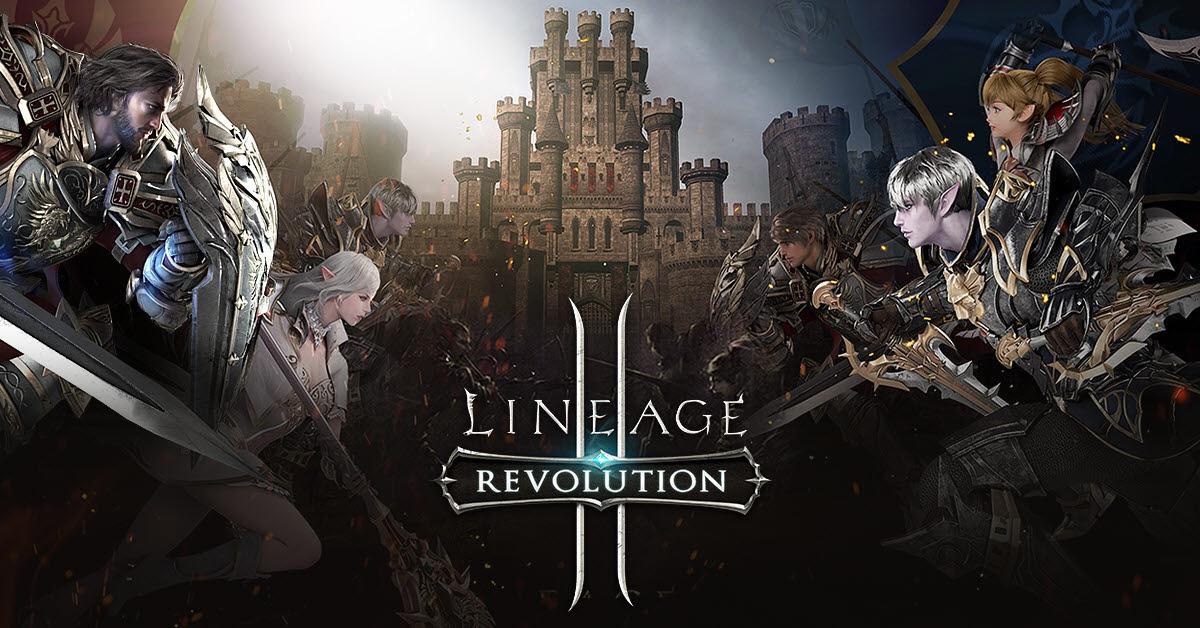 NP: Lineage 2: Revolution alcanza los 5 millones de usuarios