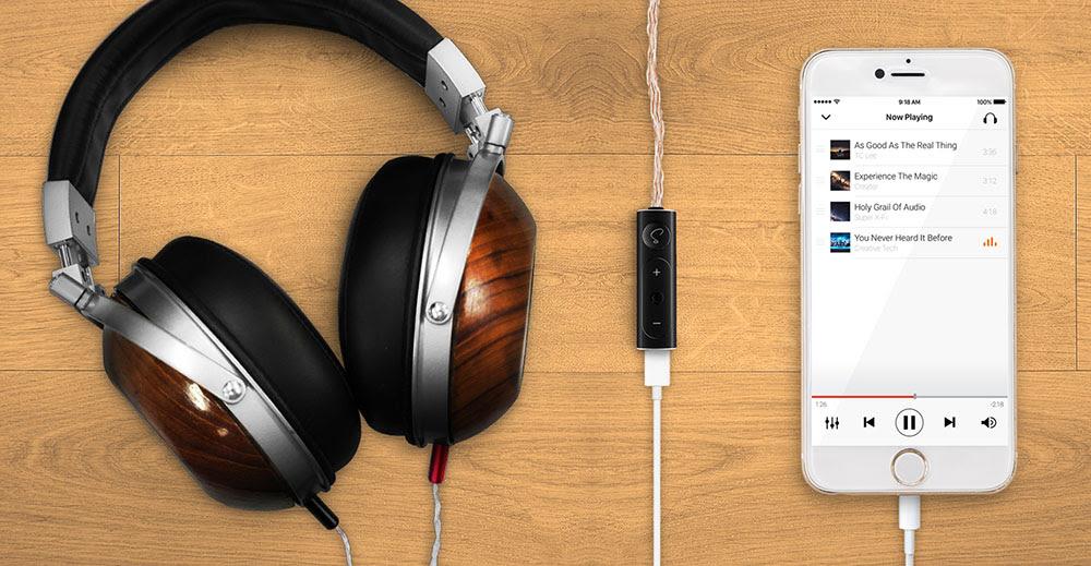 NP: CES2018 - Creative lleva la magia del audio holográfico de los auriculares Super X-Fi al CES 2018