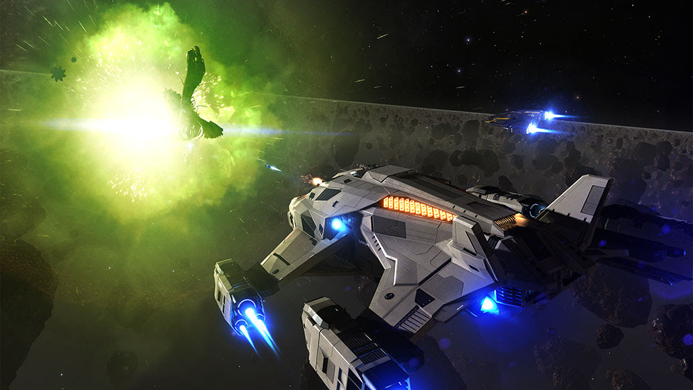 NP: La beta abierta de Elite Dangerous: Beyond – Chapter One llegará el 25 de Enero