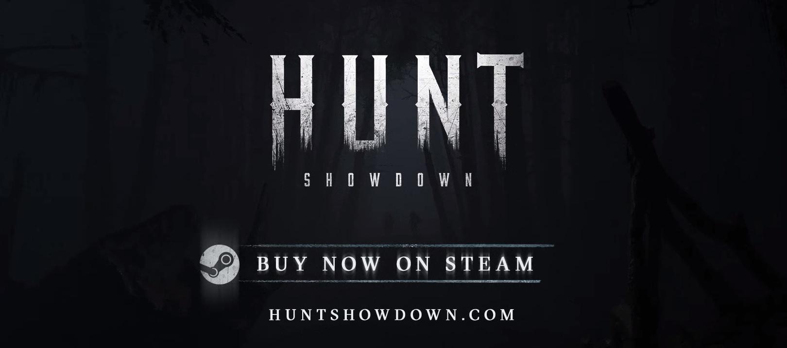 Hunt Showdown ya está disponible en Early Access