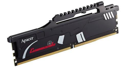 Apacer amplia su excelente gama de memoria RAM DDR4 Commando