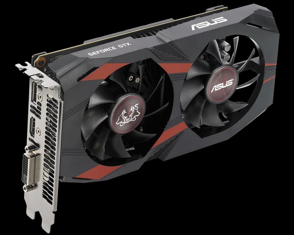 ASUS lanza Cerberus GeForce GTX 1050 y GTX 1050 Ti OC Edition