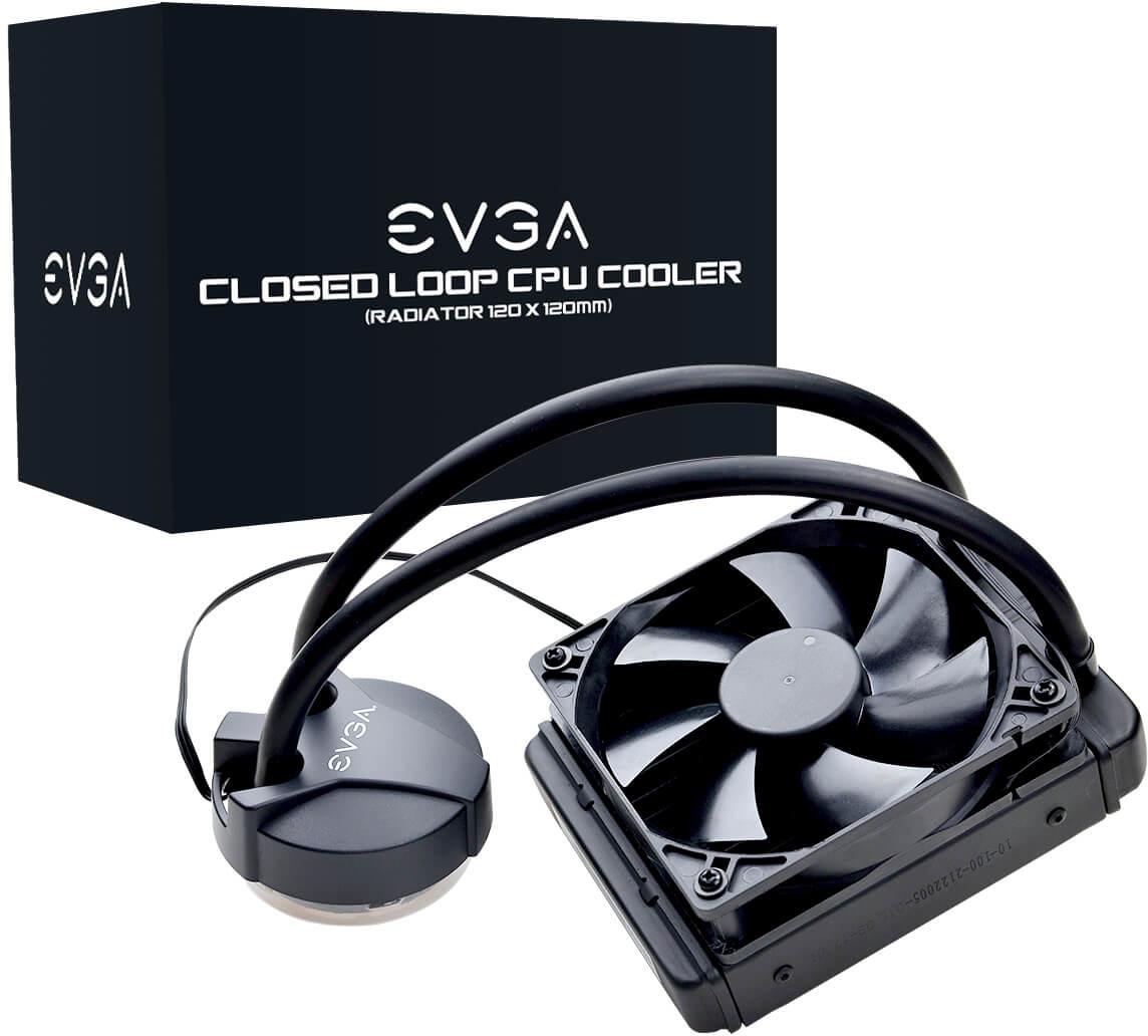 EVGA lanza su nuevo sistema de refrigeración líquida CLC 120 CL11