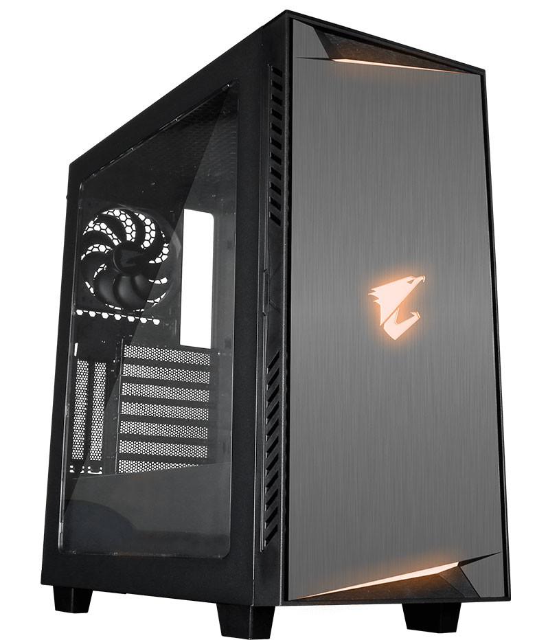 Gigabyte lanza su nueva e interesante torre Aorus AC300W Lite