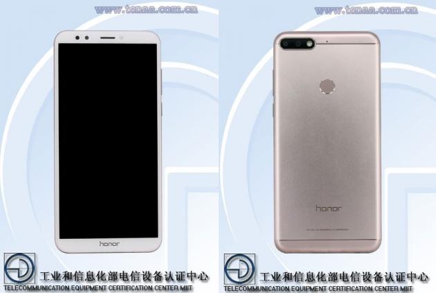 Huawei Honor 7C pasa por TENAA