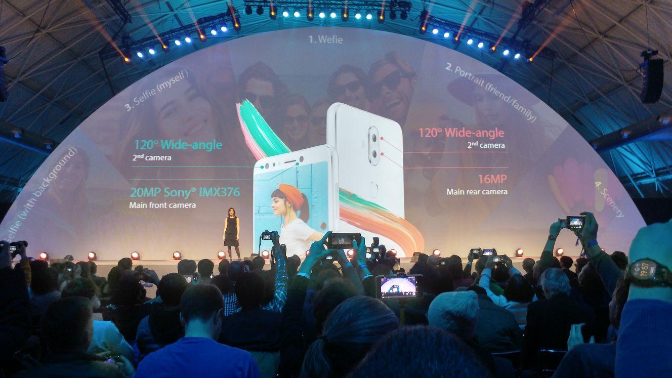 MWC2018: Fanáticos del Hardware en el evento ASUS