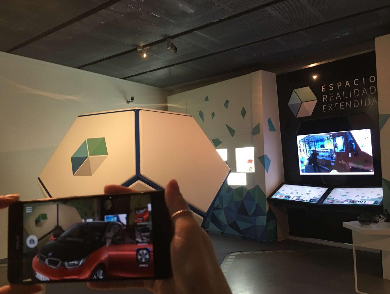 NP: ASUS se une al Espacio de la Fundación Telefónica sobre realidad extendida con su ZenFone AR