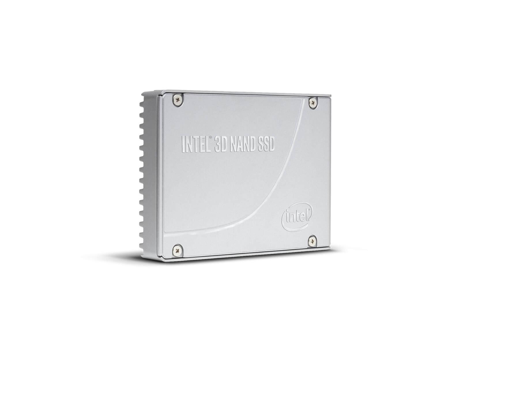 NP: Intel rediseña el almacenamiento en centros de datos con los nuevos SSD 3D NAND