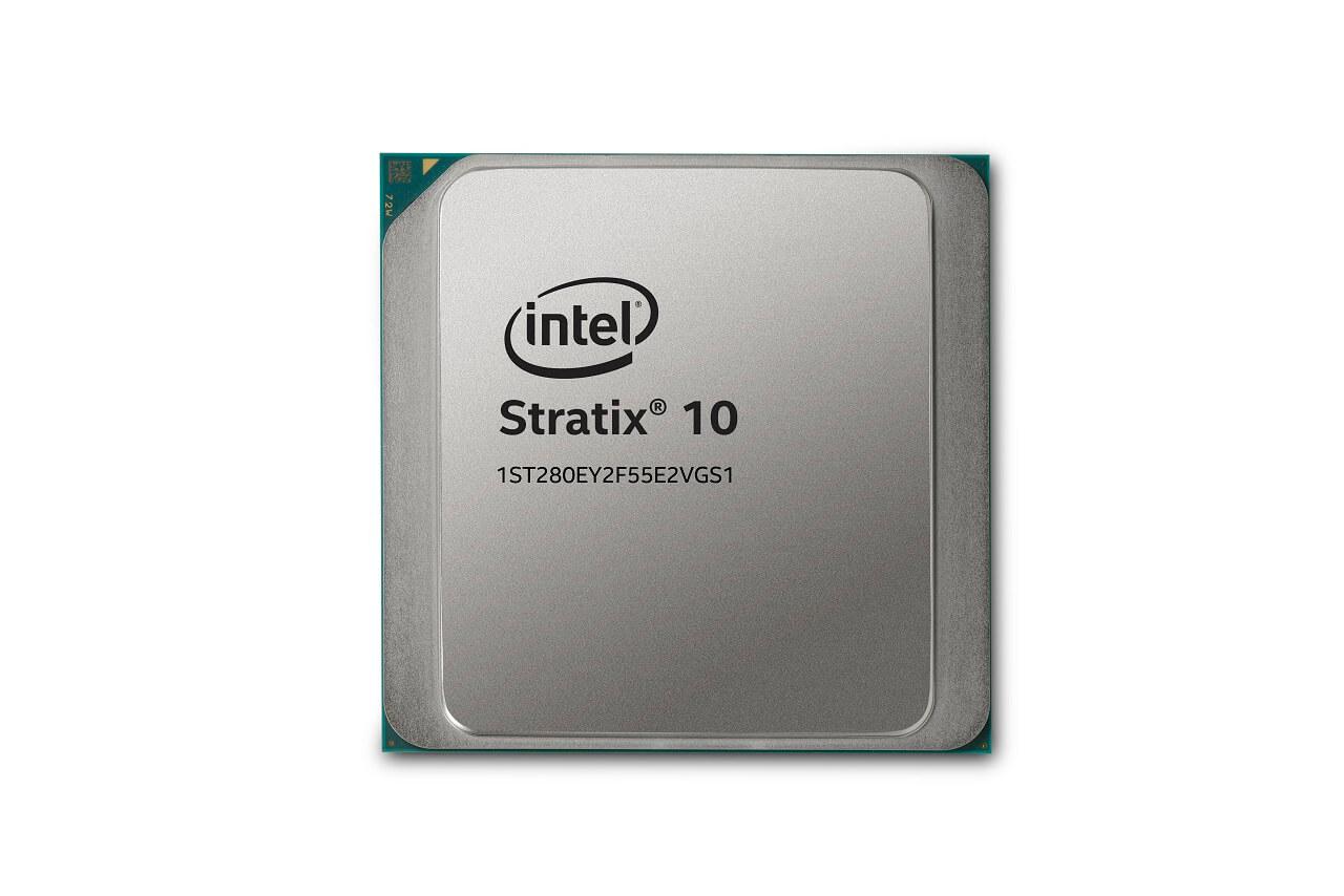 NP: Intel lanza la primera FPGA con capacidad para 58G PAM4 de la industria, construido para infraestructura de red multiterabit y virtualización de funciones de red (NFV)