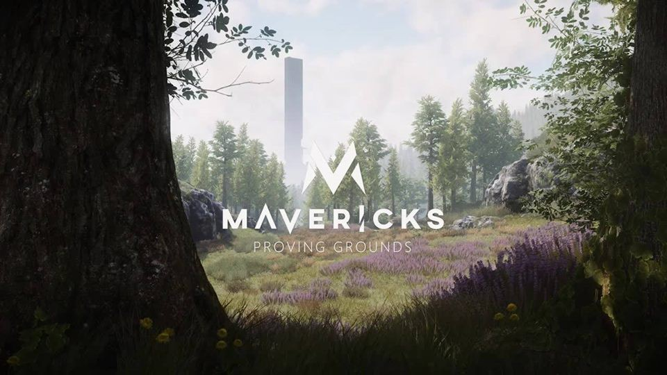 Teaser trailer de Mavericks: Proving Grounds