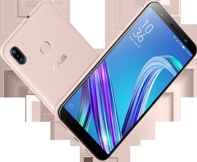 NP: ASUS presenta la nueva serie Zenfone 5 en MWC 2018