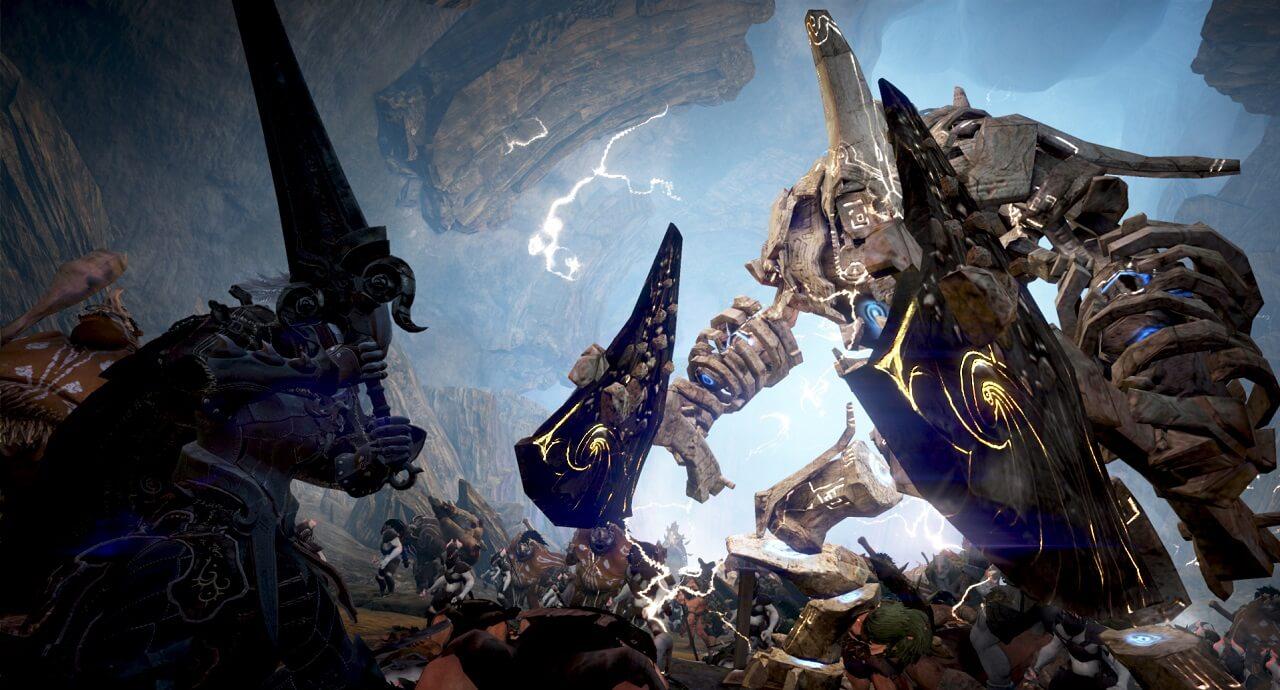 NP: Ya disponible el acceso anticipado para el modo Battle Royale de Black Desert Online