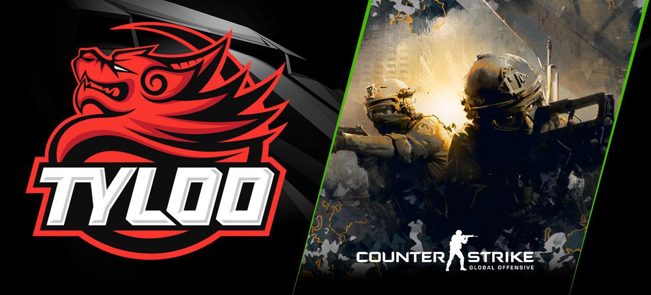 "NP: Nvidia expande su GeForce Esports Roster con el equipo profesional de CS:GO ""TYLOO"""