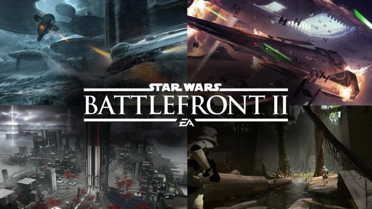 Star Wars Battlefront 2 ya dispone de nuevo parche