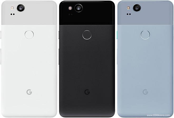 Google Pixel 2 con problemas de temperatura y batería