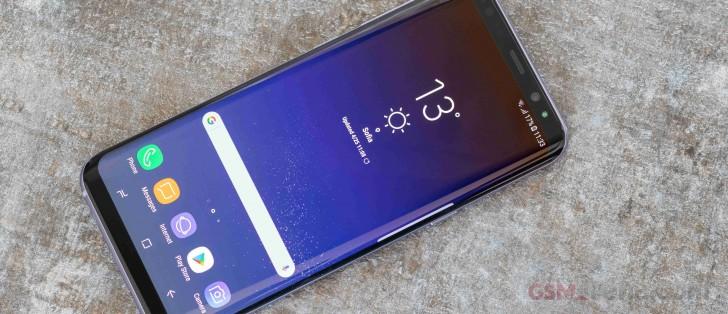 Android Oreo para Samsung Galaxy S8 y S8+ se reanuda