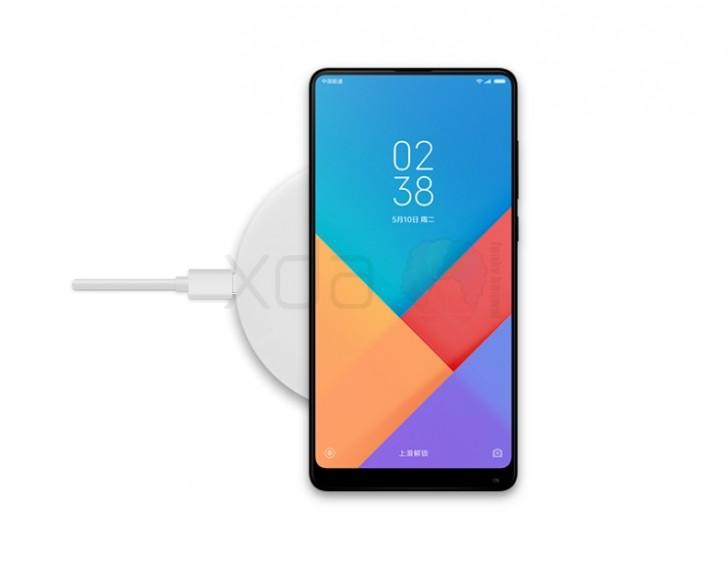 Xiaomi Mi Max 3 con escáner de iris y carga inalámbrica