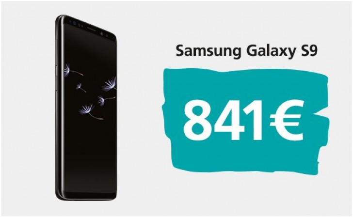 Samsung Galaxy S9 y S9 Plus posibles precios filtrados