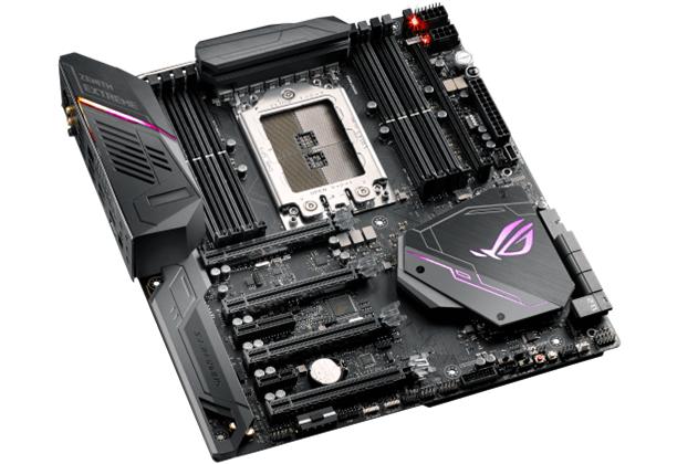NP: ASUS anuncia la compatibilidad con los procesadores de sobremesa AMD Ryzen equipados con gráficos Radeon Vega