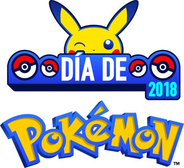 NP: Celebraciones Dia de Pokemon 2018