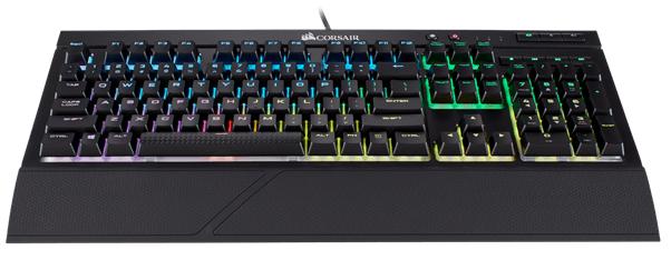 NP: RGB y listo para todo. Presentamos el teclado mecánico para juegos CORSAIR K68 RGB resistente al agua