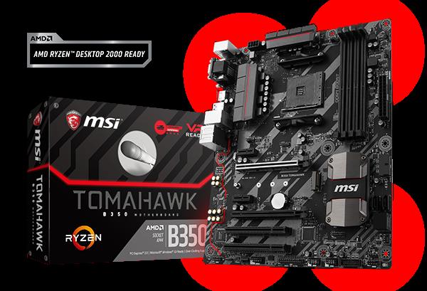 NP: Las placas base MSI AM4 están listas para los nuevos procesadores Ryzen AMD de 2ª generación