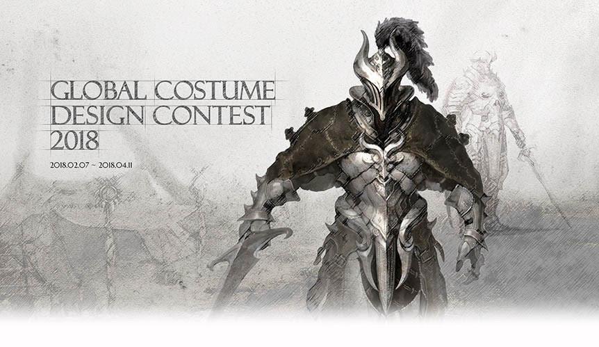NP: Hoy comienza el concurso de diseño de disfraces 2018 de Black Desert Online