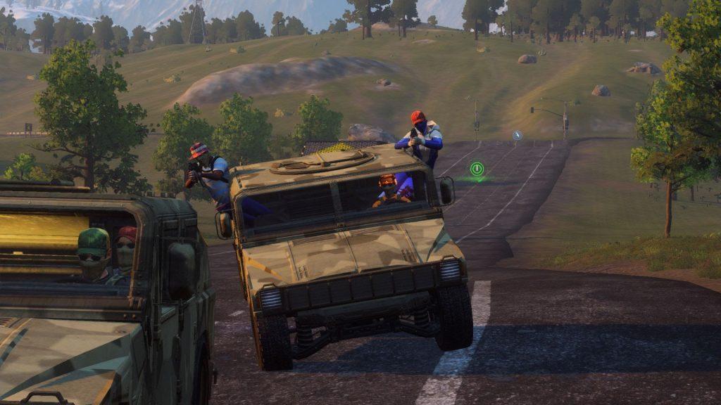 NP: El nuevo modo Auto Royale ya está disponible en H1Z1
