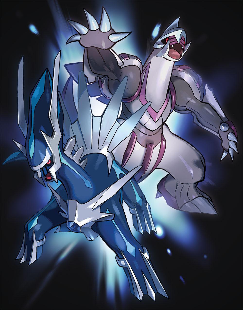 NP: Disponibles los legendarios Dialga y Palkia en Game y a la venta la expansión Sol y Luna-Ultraprisma