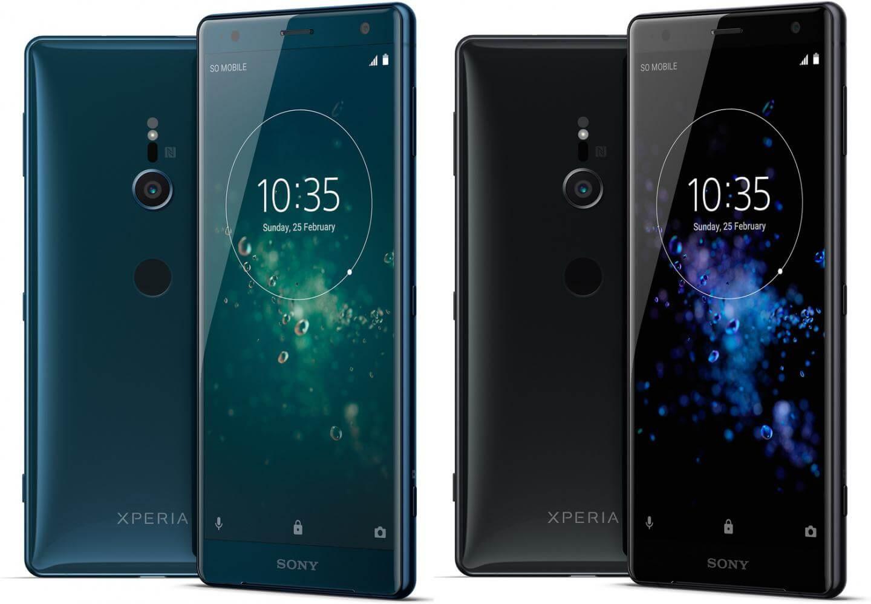 MWC2018: Sony anuncia oficialmente el Xperia XZ2 y el Xperia XZ2 Compact
