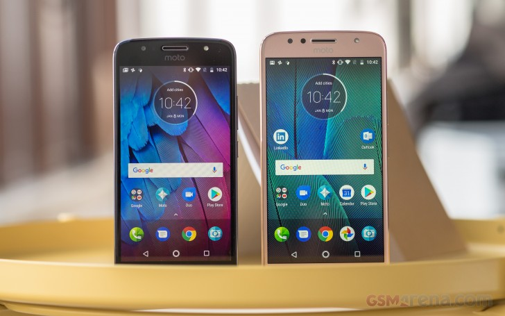 Motorola Moto G6, G6 Plus, G6 Play, E5 y E5 Play ya disponen de certificación