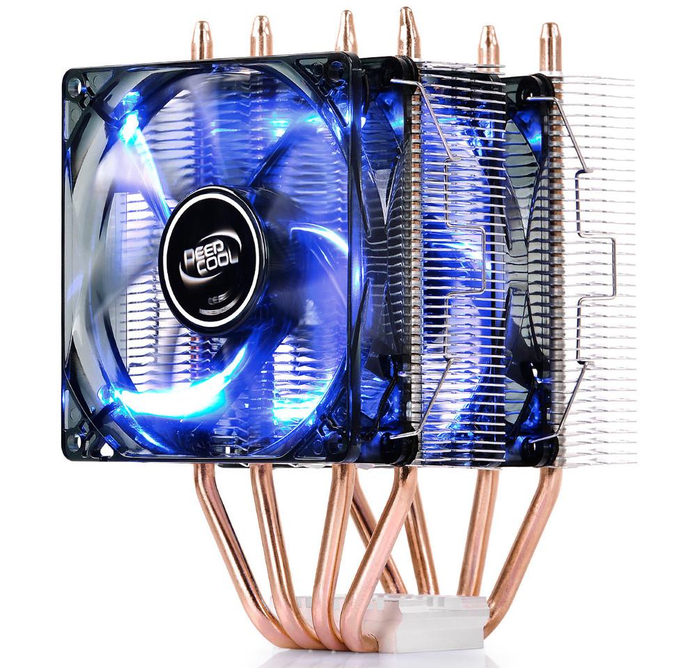 DeepCool lanza su nuevo disipador Frostwin LED