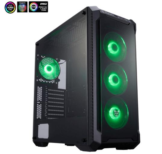 FSP lanza su nueva y atractiva torre CMT520