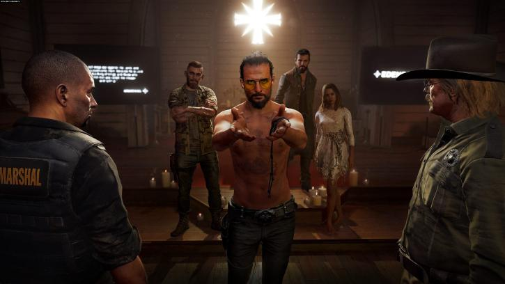Far Cry 5 goza de una buen aptimización en PC