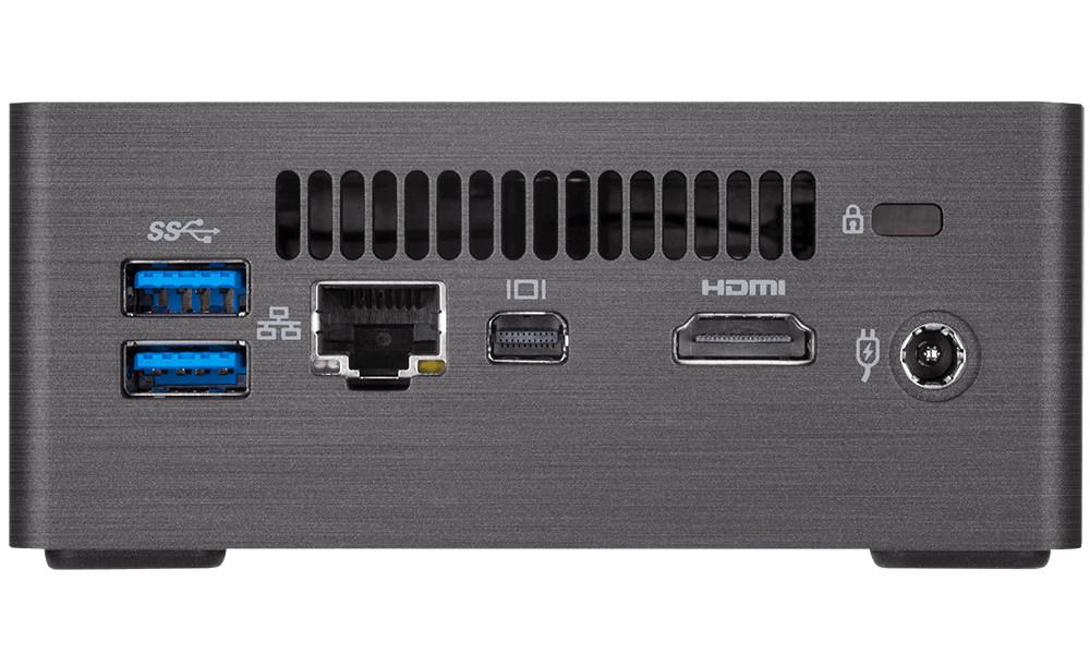 Gigabyte lanza cuatro nuevos Mini PCs BRIX con CPUs Intel Core de 8ª Generación