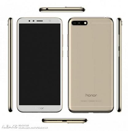 Huawei Honor 7A aparece por TENAA