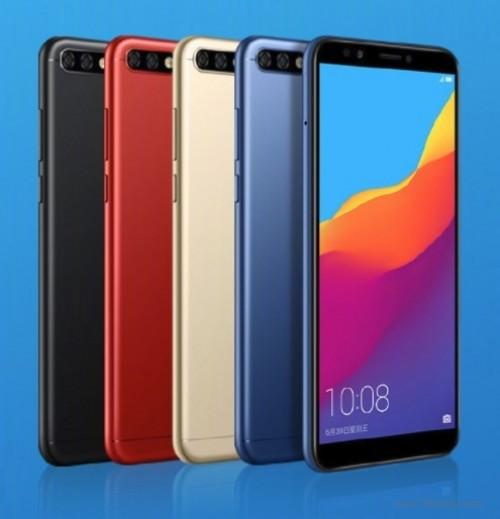 Huawei Honor 7C ya es oficial