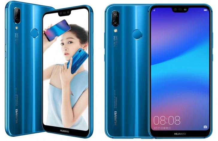 El Huawei P20 Lite llega a China como Nova 3e