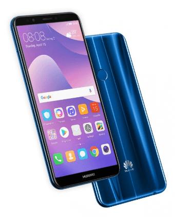 Huawei anuncia su nuevo y asequible Y7 Prime 2018