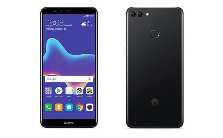 Huawei Y9 (2018) ya es oficial: cuatro cámaras y batería de 4000 mAh