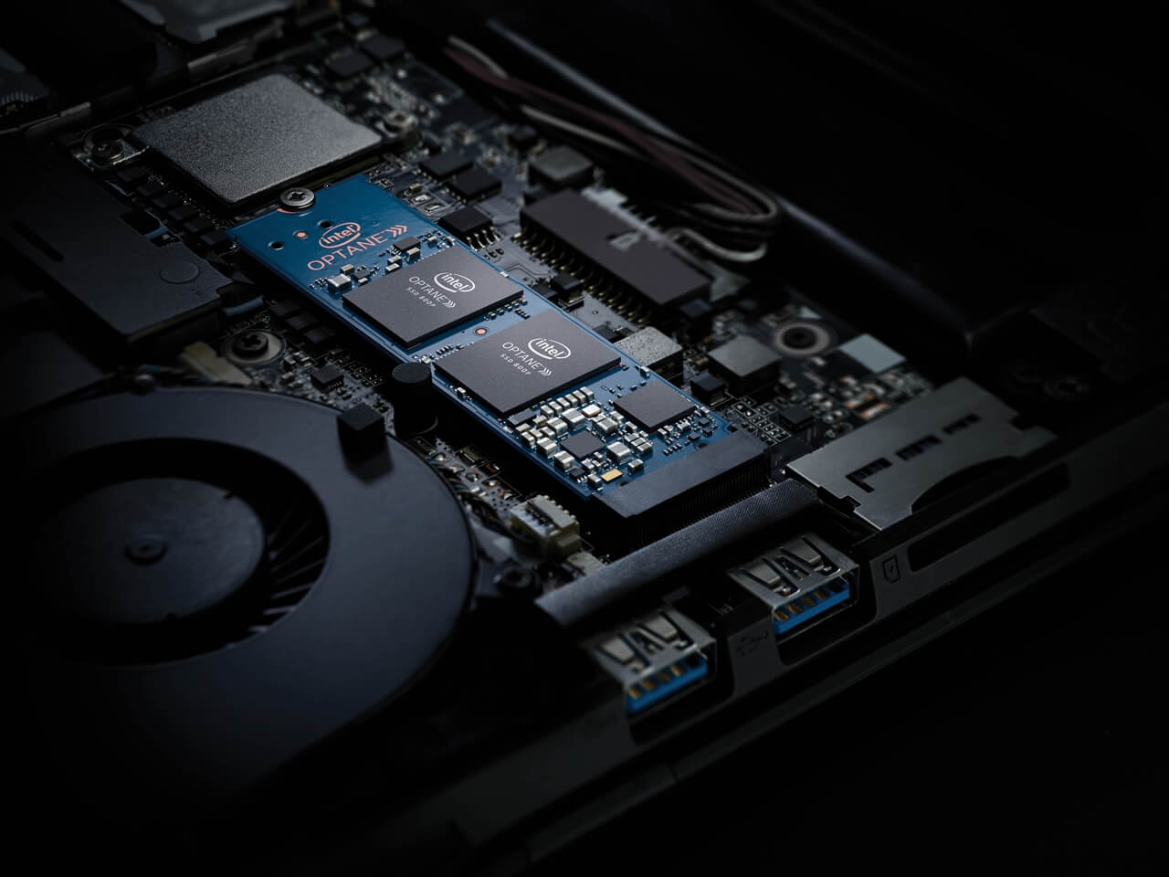 NP: Intel lleva la tecnología Intel® Optane™ a gran consumo