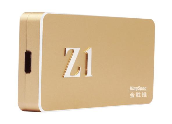 Kingspec lanza su nueva línea de SSDs portátiles Z1