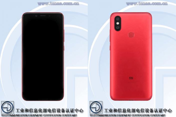 El Xiaomi Mi 6X se deja ver por TENAA