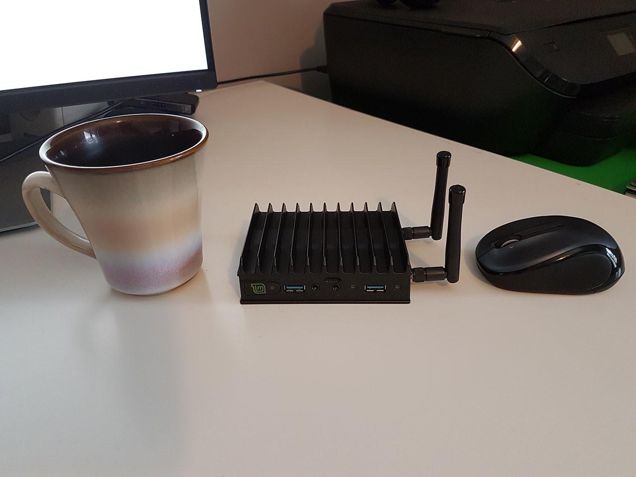Compulab lanza el Mini PC Mintbox Mini 2