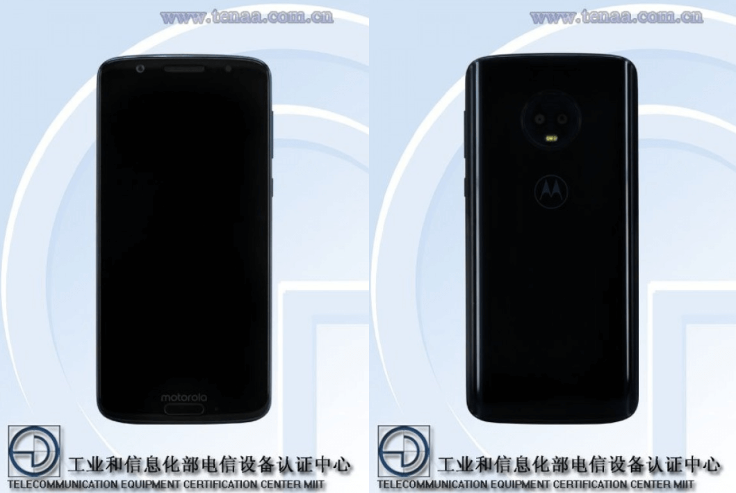 Motorola Moto G6 pasa por TENAA