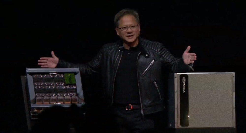 NVIDIA anuncia el clúster de GPU más grande del mundo con 81920 CUDA cores
