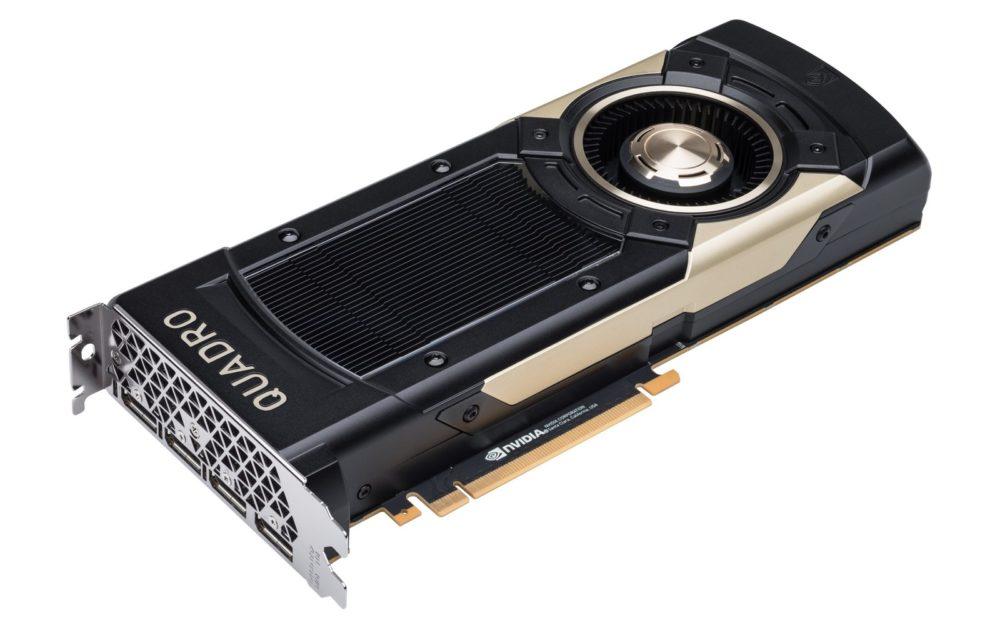 NVIDIA presenta oficialmente su Quadro GV100