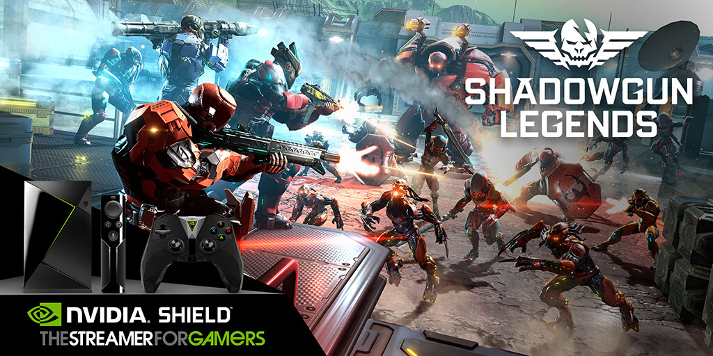 NP: Shadowgun Legends, el shooter F2P de Madfinger Games, llega a NVIDIA SHIELD