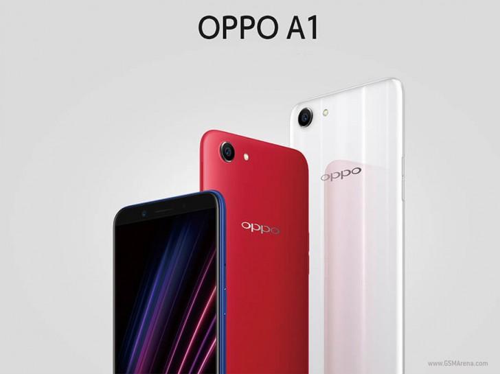 Oppo A1 presentado oficialmente