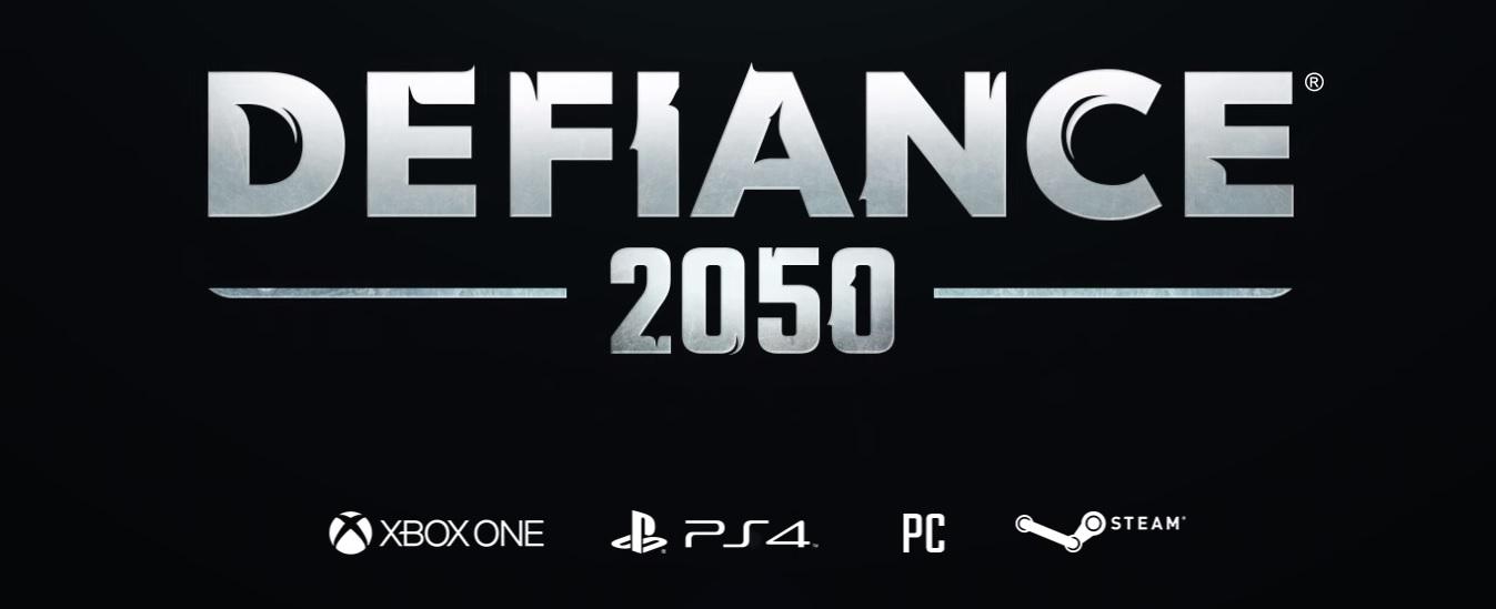 Defiance 2050 anunciado y con tráiler